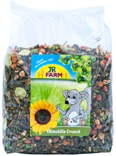 Корм для шиншилл JR FARM Crunch (1кг)